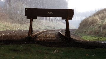 The End of the Line by Alan Walker, licenced for reuse under the Creative Commons License